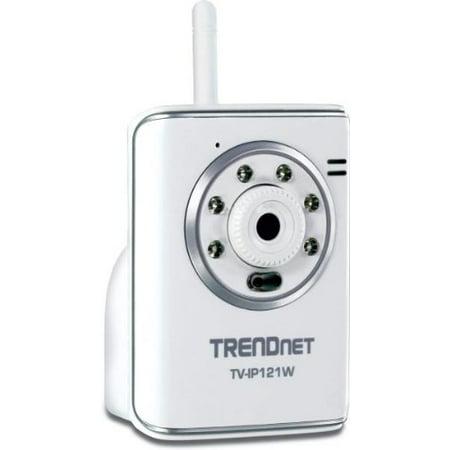 TRENDnet Wireless Day/Night Internet Surveillance Camera TV-IP121W ,