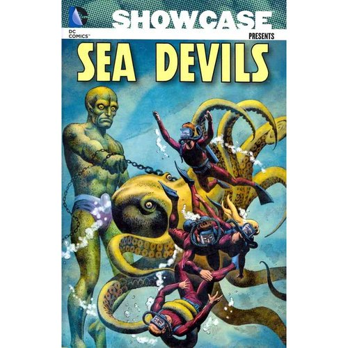Showcase Presents Sea Devils 1