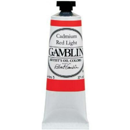 Gamblin G1610 Artistes ann-e Couleur Oil 37ml Raw Sienna - image 1 de 1