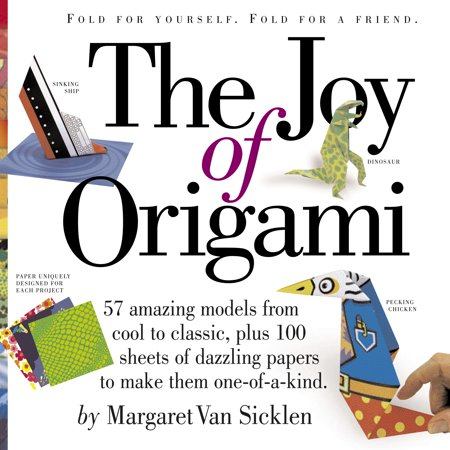 Joy of Origami - Paperback (Halloween Origami)