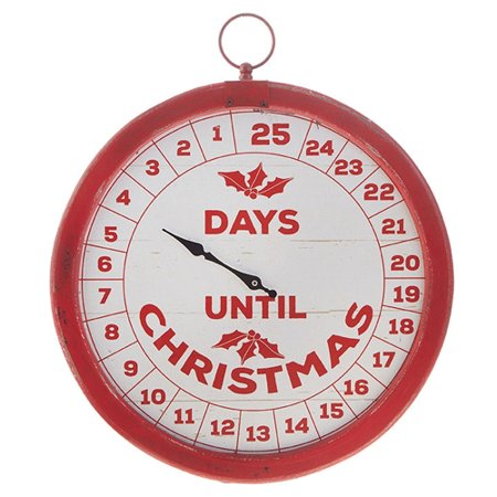 Countdown To Christmas Clock.Christmas Countdown Clock