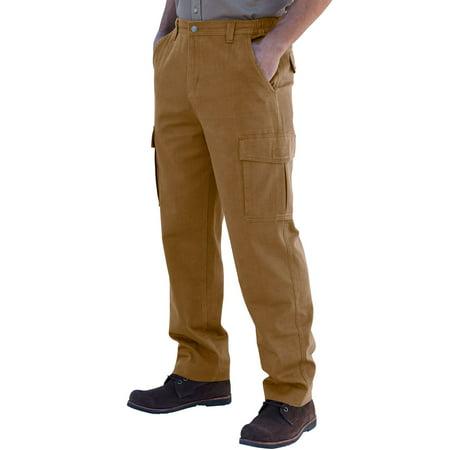 Boulder Creek Men's Big & Tall Renegade Cargo Pants With Side