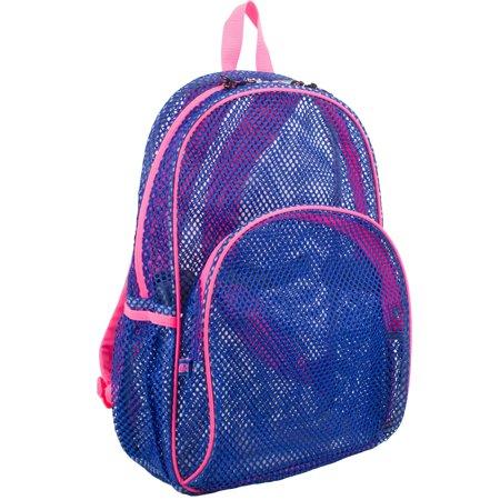 Eastsport  Mesh Backpack With Padded Shoulder (Backpacks Shoulder Strap Bags)