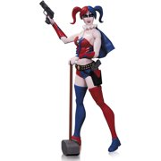DC Comics Super Villains Harley Quinn Action Figure