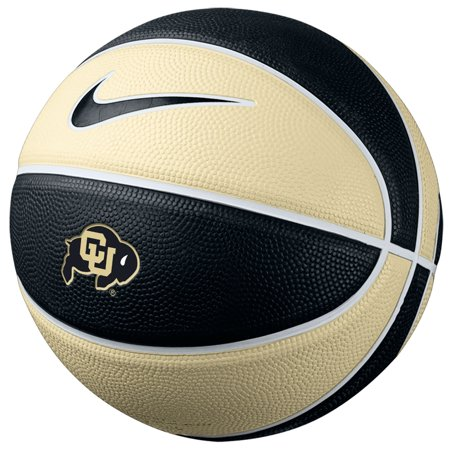 Colorado Buffaloes Nike Training Rubber Basketball - No Size