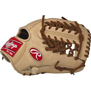 "Rawlings 11.5"" PROS15MTC Series Infield/Pitcher Baseball Glove, Right Hand Throw"