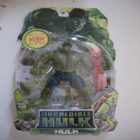 Incredible Hulk Movie Action Figure Hulk