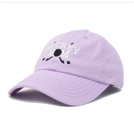 42cd5e5a9 DALIX Hockey Mom Cap Women's Hats for Moms in Lavender