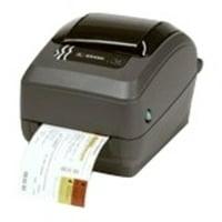 Zebra GX430t Thermal Transfer Printer - Monochrome - Desktop - (Refurbished)