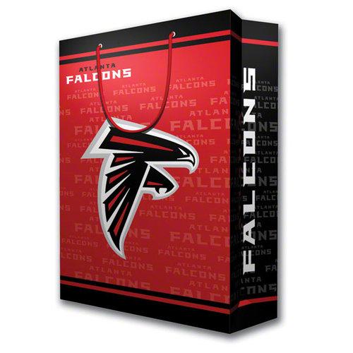 NFL - Atlanta Falcons Large Gift Bag