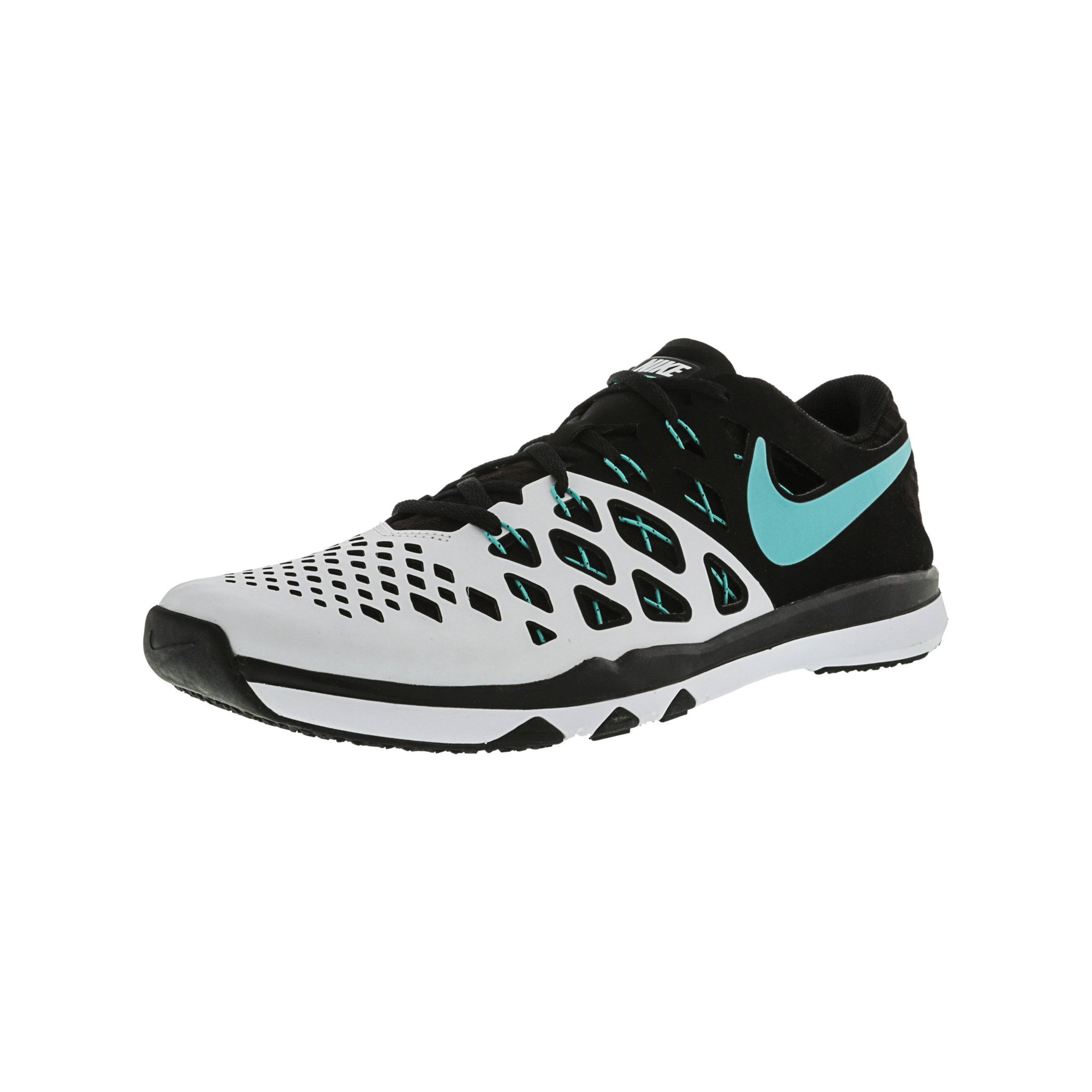 size 40 61171 7701a Nike Men s Train Speed 4 Black   White-Black Ankle-High Fabric Training  Shoes - 8.5M   Walmart Canada