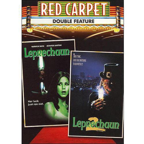 Red Carpet Double Feature: Leprechaun / Leprechaun 2 (Full Frame)