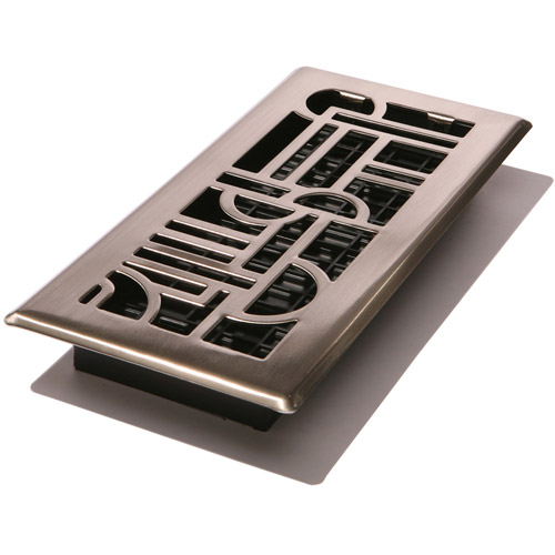 Decor Grates Art Deco Floor Register