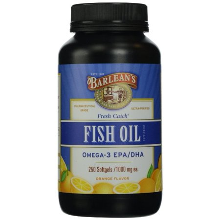 Barlean's Fish Oil Soft gels 250 ct - image 1 of 2