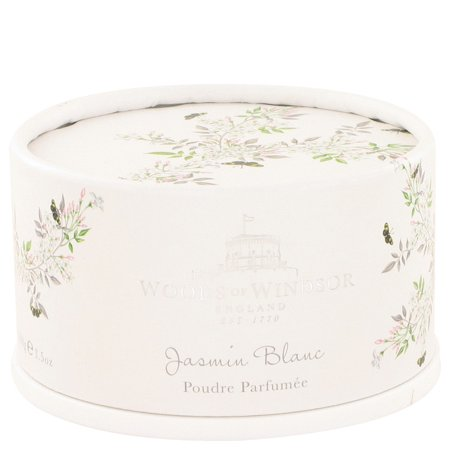 White Jasmine by Woods of Windsor Dusting Powder 3.5 oz