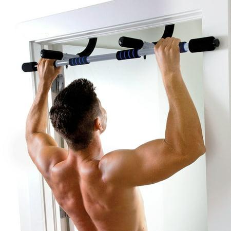 Pure Fitness Multi Purpose Doorway Pull Up Bar