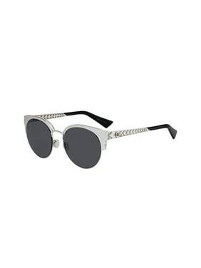 c406fec2451 Product Image Christian Dior DioramaMini Sunglasses (010 IR Palladium Dark  Grey)