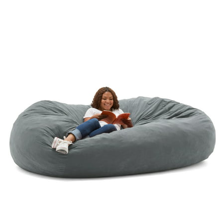 Big Joe XXL 7  Fuf Bean Bag Chair 62b79685b502d