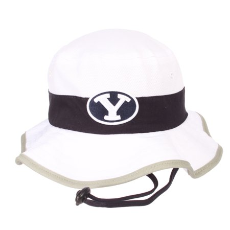 320e5765 Byu Cougars Official NCAA Centerline Small Bucket Hat Cap by Zephyr 594575  - Walmart.com