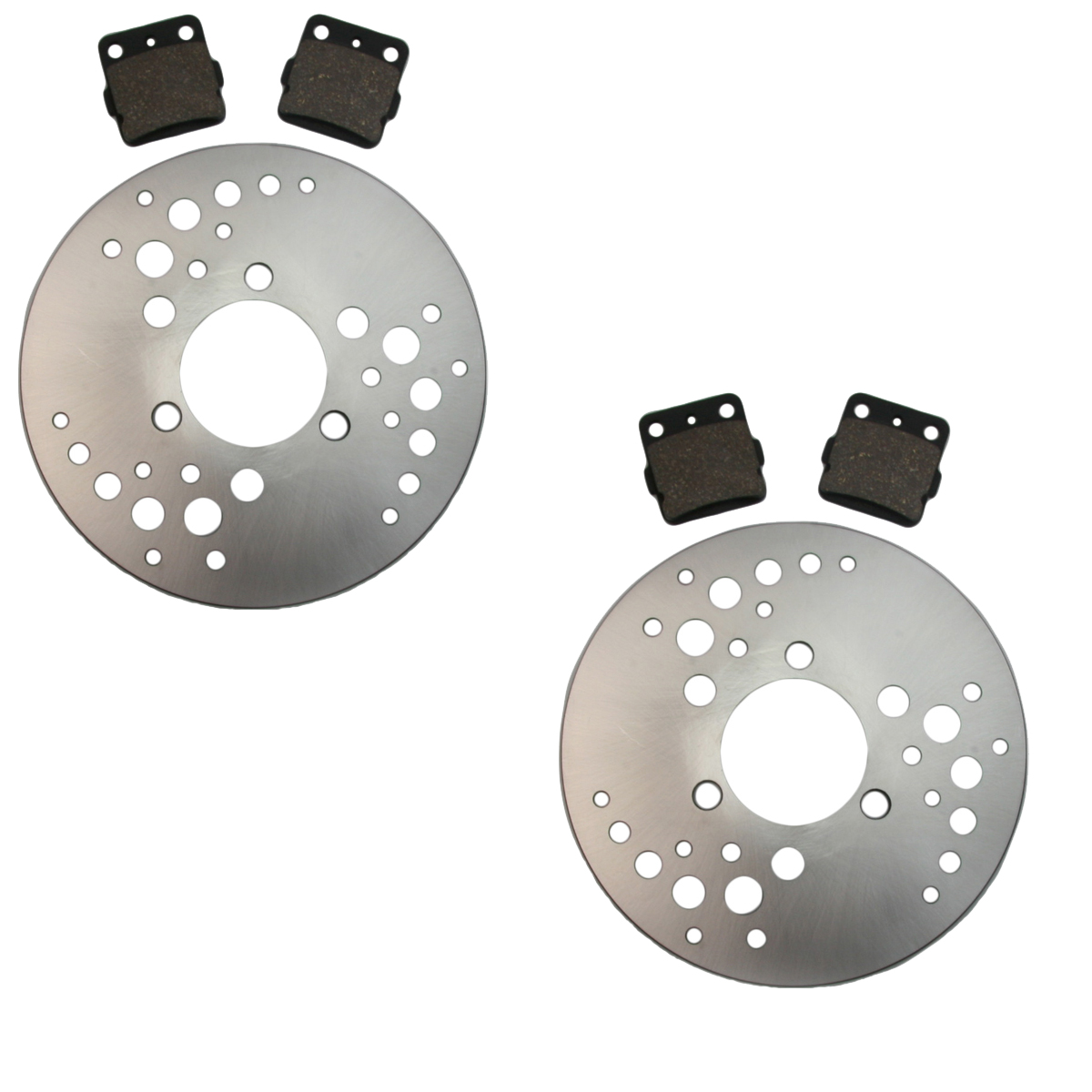 New Rear Brake Disc Brake Rotor For Honda TRX400EX TRX400X Sportrax 1999-2014