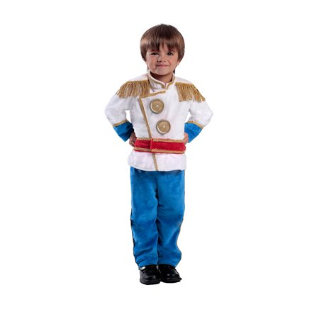 Boys Prince Ethan Halloween - Prince Charming Snow White Costume