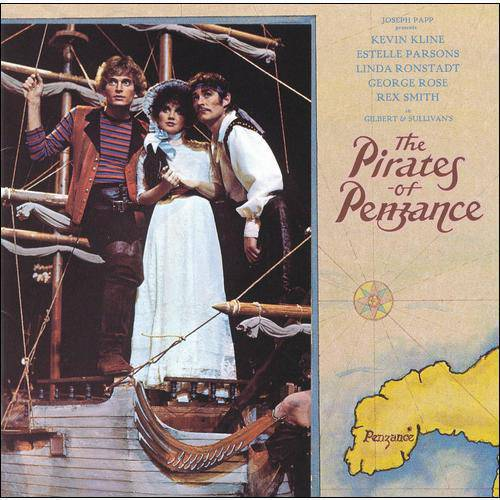 Pirates Of Penzance Soundtrack