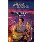 The Defender's Duty - eBook