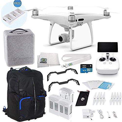 DJI Phantom 4 PRO+ Plus Quadcopter Ultimate Backpack Bundle