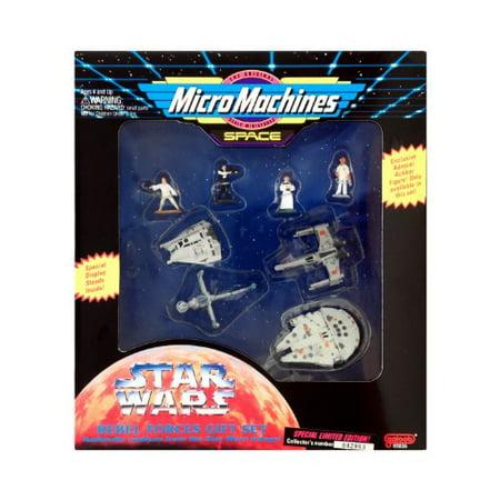 Micro Machines Star Wars Rebel Forces Gift Set - image 1 de 1