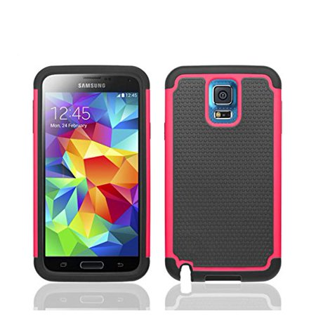 Football Pattern Hybrid Stylish Shockproof Protective Case For Samsung Galaxy Note 3 - Pink, Designed by RawX By RawX from USA