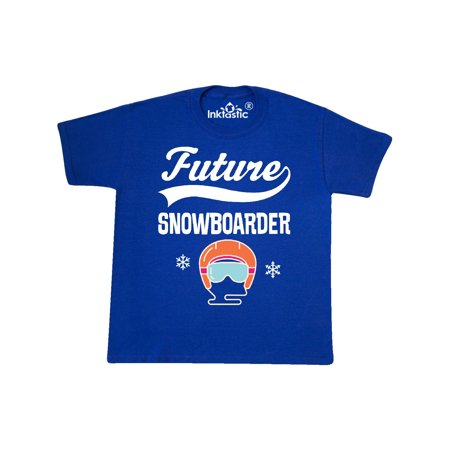 Snowboarding Future Snowboarder Youth T-Shirt