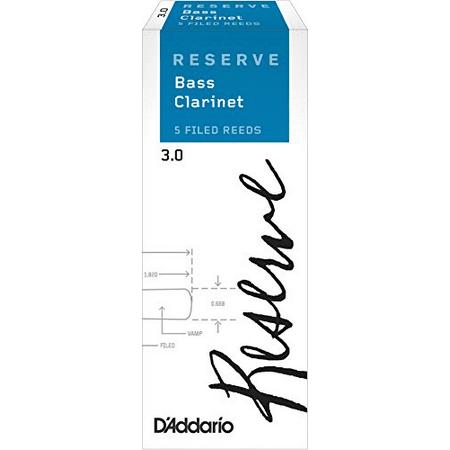 Daddario Reserve Bass Clarinet- 3 (Best Student Bass Clarinet)