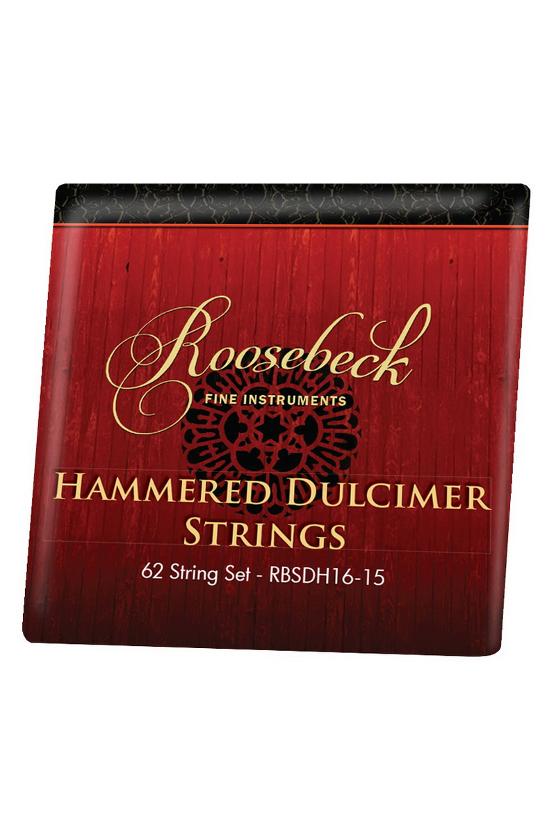 Roosebeck 16 15 Hammered Dulcimer String Set by Roosebeck