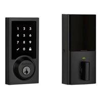 Kwikset 919CNT Contemporary Premis Touchscreen Smart Lock Single Cylinder Deadbolt