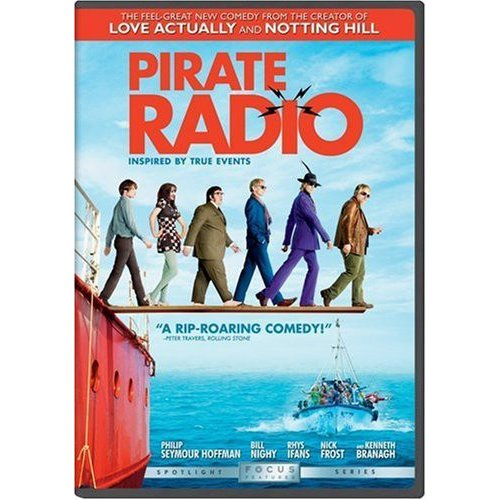 Pirate Radio (Widescreen)