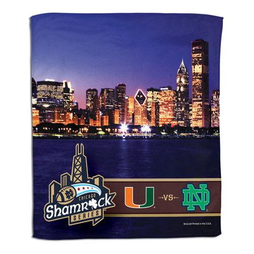 NCAA - Notre Dame Fighting Irish Shamrock Series Rally Towel