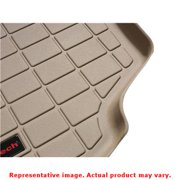 WeatherTech Black Rubber Cargo Area Liner