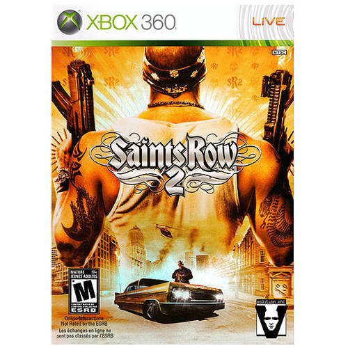 Saints Row 2 (Xbox 360) - Pre-Owned