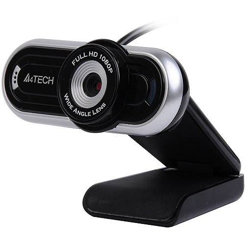 A4tech Full Hd 1080p Webcam With Built-i