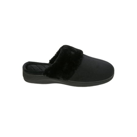 DF by Dearfoams Women's Velour Scuff Slippers](Doctor Who Slippers)