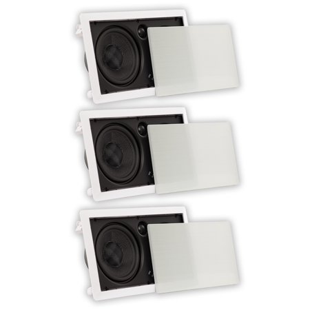 750w Wall (Theater Solutions TSSLCR6 Deluxe 6.5