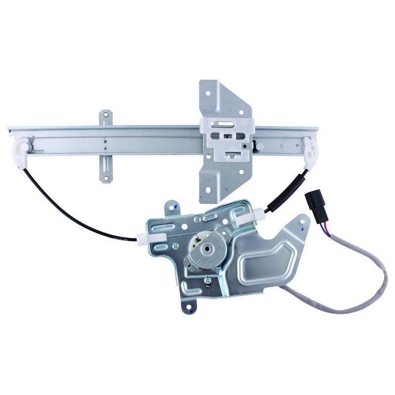 Driver Side Rear Left Power Window Motor And Regulator For