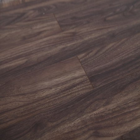 Dekorman 12mm thickness Cottage collection 1215mmx126mm AC3, CARB2 EIR Laminate Flooring - American Walnut