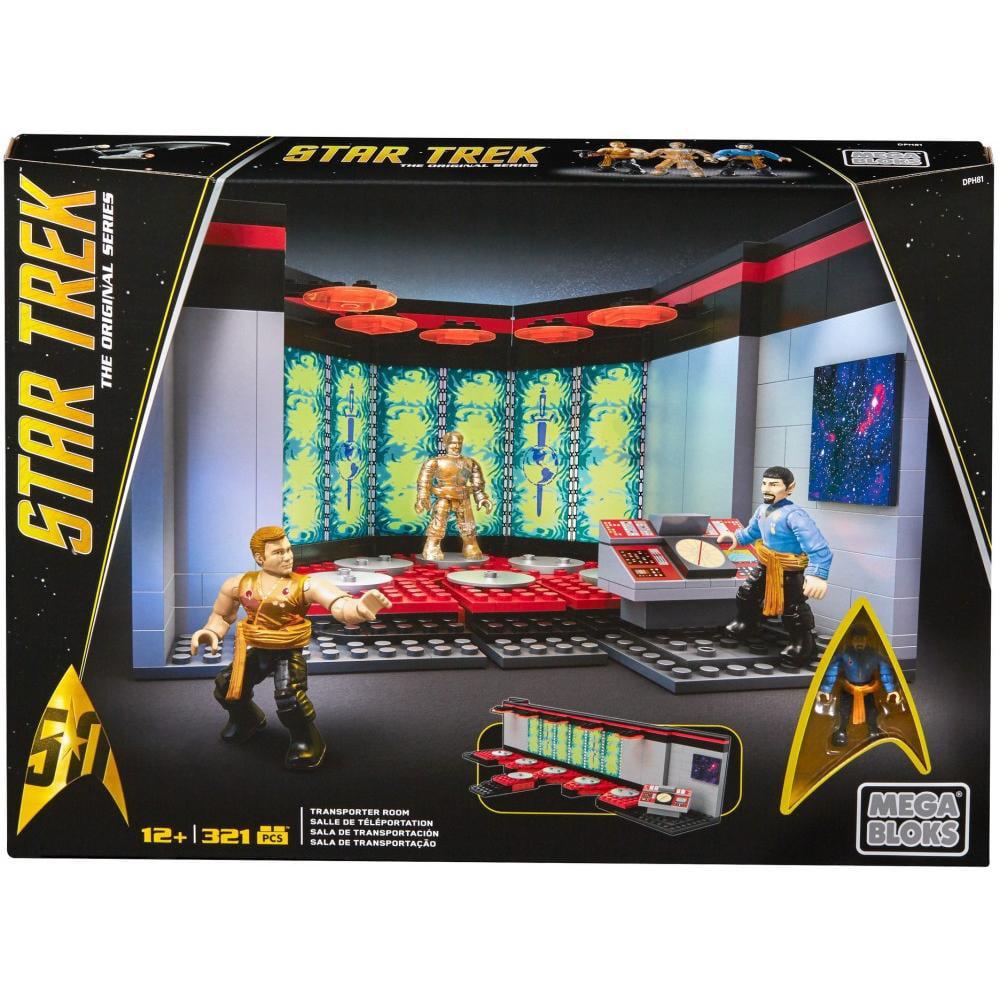 Mega Bloks Star Trek Transporter Room by Mega Bloks