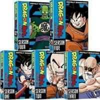 DRAGON BALL: Complete Series Seasons 1-5 DVD