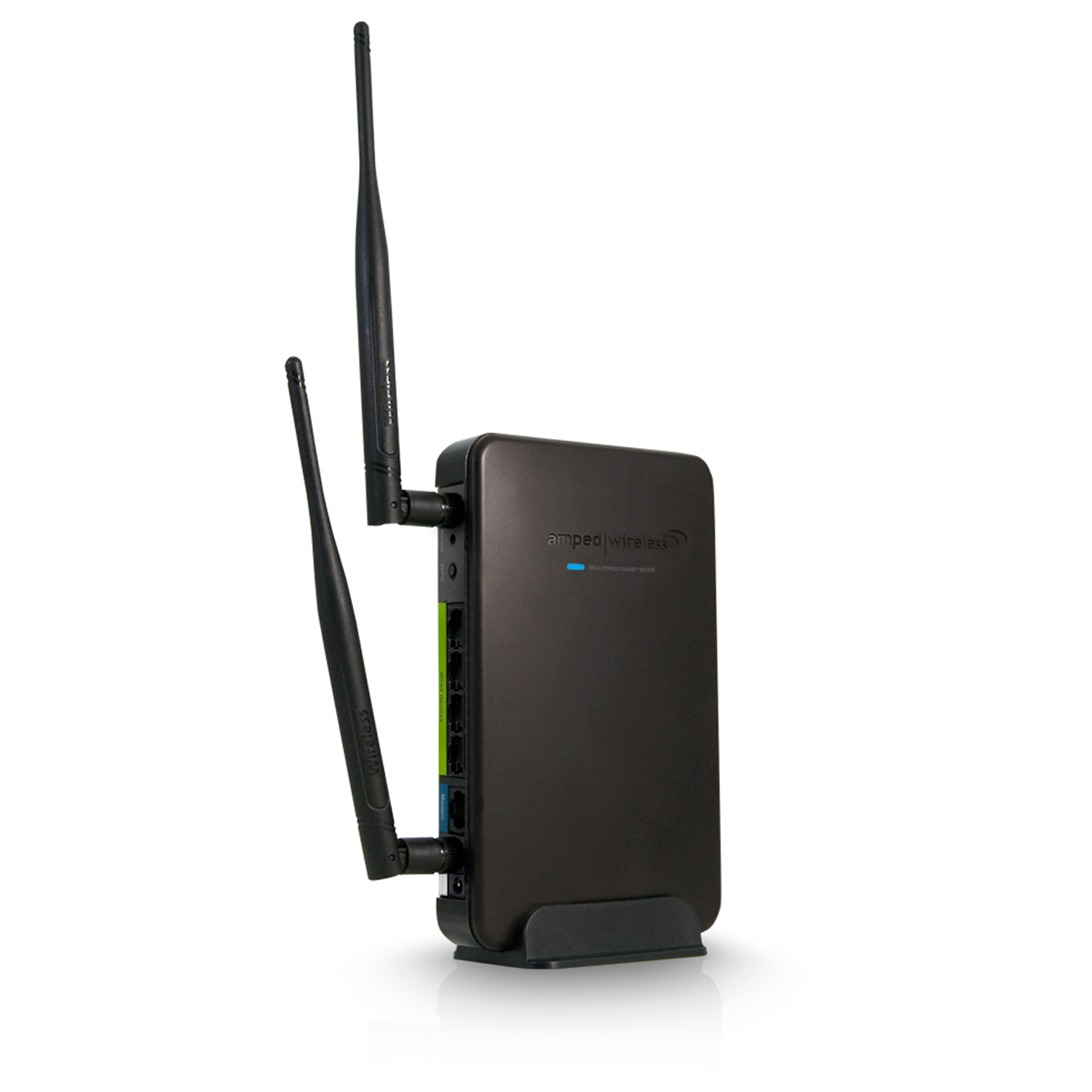 Amped Wireless High Power Wireless-N 600mW Gigabit Router