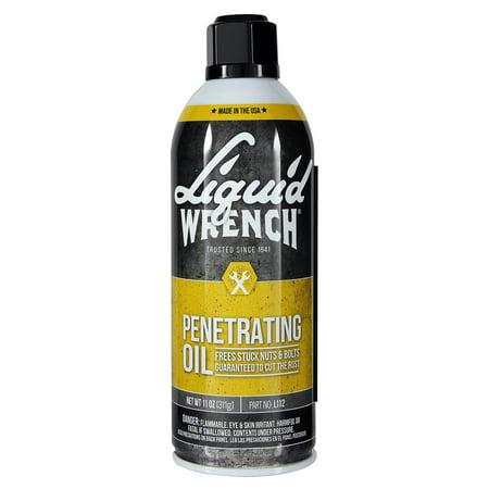 LIQUID WRENCH Penetranting Oil, 11 oz, Aerosol Can 1 Penetrating Oil