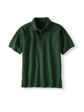 c6344913 Product Image Jerzees School Uniform Short Sleeve Wrinkle Resistant  Performance Polo Shirt (Little Boys & Big Boys