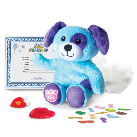 Build-A-Bear Workshop - Furry Friends - Spotted Pup