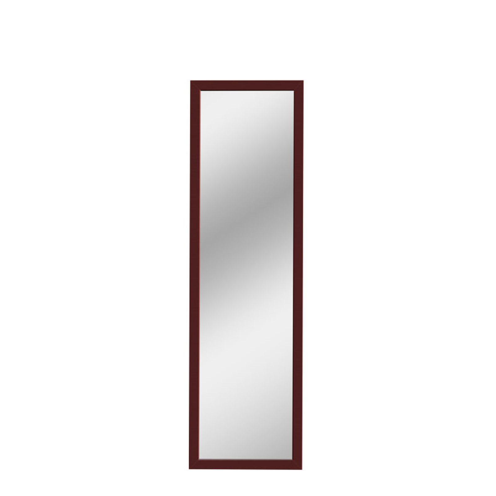 Mirrotek Large Over the Door / Wall Mounted Hanging Mirror